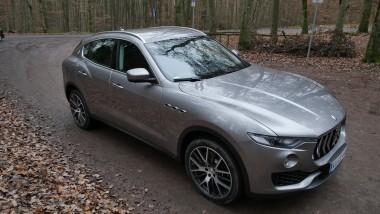 Maserati Levante – bella macchina bentornato!