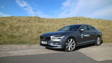 Volvo S90 – Premium Limousine im Test